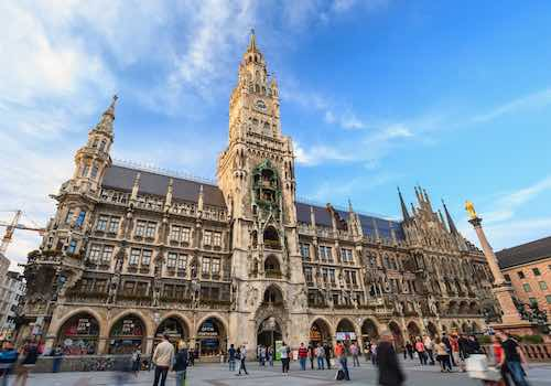 health destination Munich